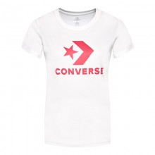 Converse Stars Chevr Front Tee - woman