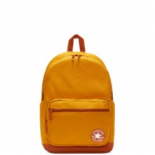 Go 2 Backpack - AMBER SEPIA/SAFFRON YELLOW
