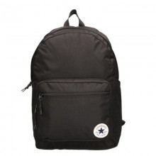 GO 2 BACKPACK - CONVERSE BLACK - UNISEX