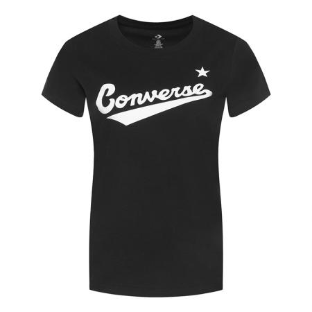 Converse Nova Center Front Logo Tee -Black