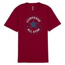 Converse Chuck Patch Tee - Bordó