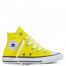 CONVERSE CHUCK TAYLOR ALL STAR KIDS HI TOP YELLOW GYEREK TORNACIPŐ