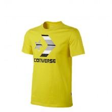 Converse Star Chevron Stripe Fill Tee - T-Shirt