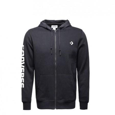Converse Star Player férfi kapucnis pulóver-fekete