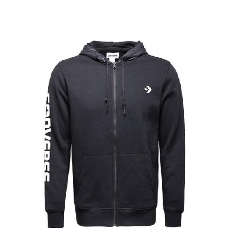 Converse Star Player férfi kapucnis pulóver-fekete fba686fd2d