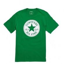 Converse Férfi Póló Zöld