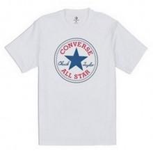 converse férfi póló ct Fehér körlogós