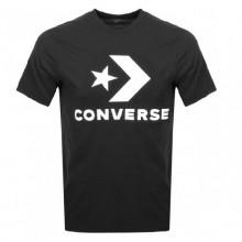 converse férfi póló sp fekete
