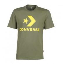 converse férfi póló sp zöld