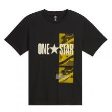 Converse Férfi Póló One Star fekete