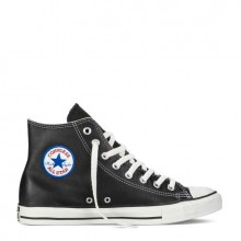 Converse All Star Hi Leather Black