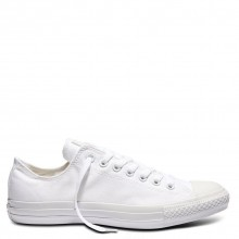 Chuck Taylor All Star Monochrome White Low