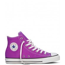 Chuck Taylor All Star Hi - Purple Cactus Flower