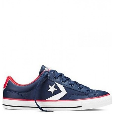 Cons Star Player Leather Ox Navy