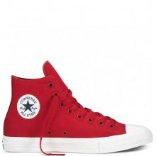 Chuck Taylor All Star II Hi Red