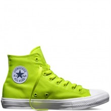 Chuck Taylor All Star II Hi Volt Green
