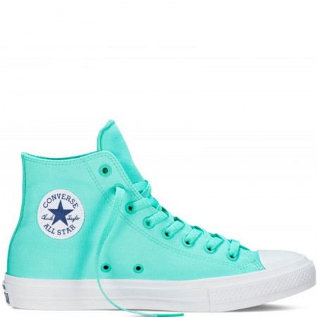 Chuck Taylor All Star II Hi Volt Blue