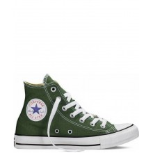 Chuck Taylor All Star Hi-Top Canvas Plimsolls