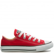 Chuck Taylor Youth Low Red