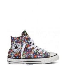 Converse Chuck Taylor All Star hi Junior Multi/White