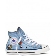 Converse Chuck Taylor All Star Hi Denim Junior