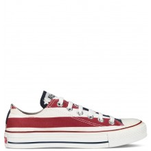 Chuck Taylor Stars and Bars Low