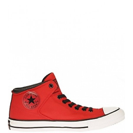 Chuck Taylor All Star High Street Hi Red