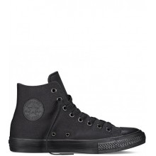 Chuck Taylor All Star II Hi mono Black