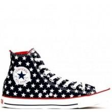 Converse Chuck Taylor Repeat Star Print Hi