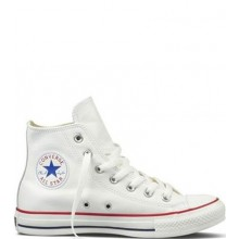 Converse Chuck Taylor Hi White Leather