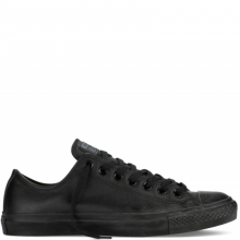 Chuck Taylor All Star Leather OC Black Mono