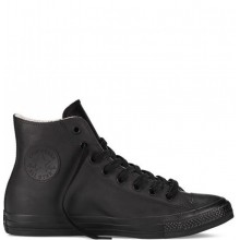 Converse Chuck Taylor Hi Men's Rubber Shoes Black