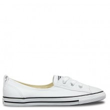 Converse Chuck Taylor Ballet Lace Slip White