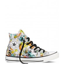 Converse Chuck Taylor All Star Hi Flower