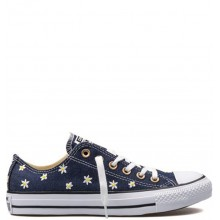 Converse Chuck Taylor All Star Denim Flowers Low