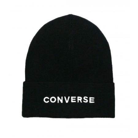 Converse Beanie Cap - Fekete sapka