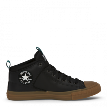 Chuck Taylor All Star High Street Leather High Top Black