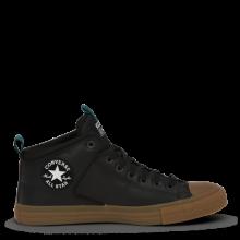 Chuck Taylor All Star High Street Leather High Top Black