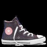 Converse Chuck Taylor All Star Star Space HI- Junior/Gyerek