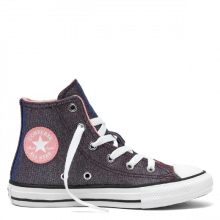Converse Chuck Taylor All Star Star Space HI- Junior/Gyerek