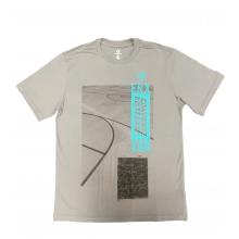 Converse FRX- szürke férfi póló