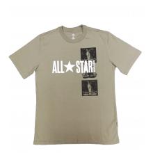 Converse Archive Chuck Short Sleeve Tee- Jade férfi póló