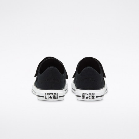 DOUBLE STRAP EASY-ON CHUCK TAYLOR ALL STAR LOW TOP LITTLE/BIG KIDS