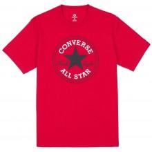 Converse Chuck Patch Tee -piros