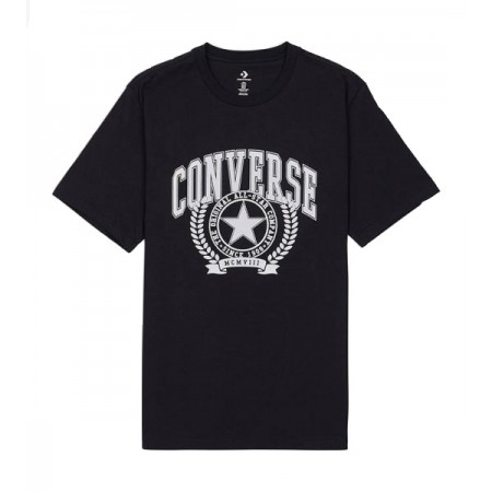 Converse T-Shirt Varsity Table - fekete