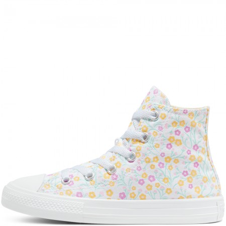 Ditsy Floral Chuck Taylor All Star High Top - Junior