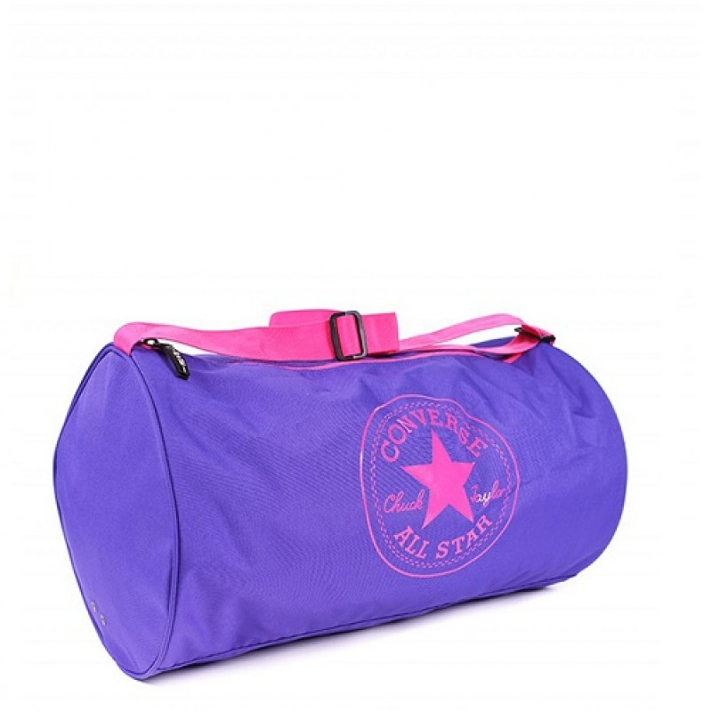 Converse All Star Standard Duffel Poly Purple  Pink - sporttáska.
