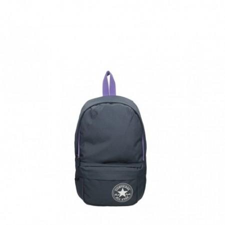 Converse Back To It Mini Backpack Grey/ Purple hátizsák