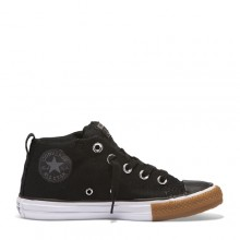 Converse Tornacipő - CT All Star Junior Fekete