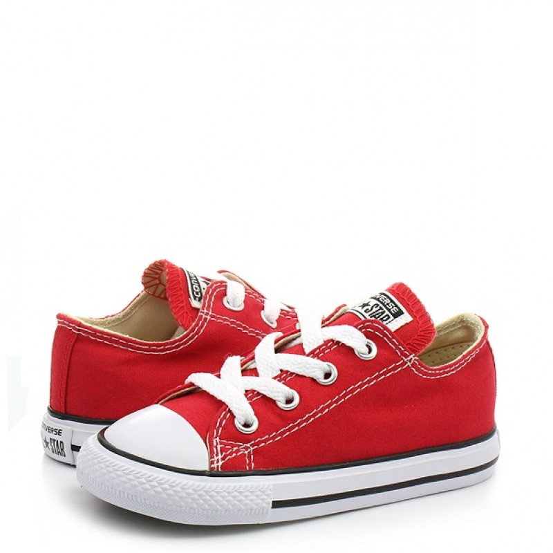 e30c5f225725 Converse Tornacipő - CT All Star Piros Gyerekcipő.